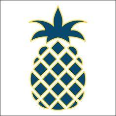 pineapple template stencil stencils silk screen forever templates string