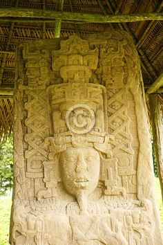 Quirigua, Izabal, Guatemala