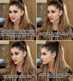 I don't like Ariana grande that much just cause I'm not that into pop but damn has she got some good views