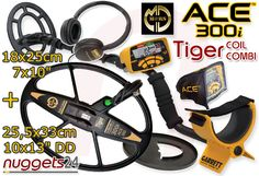 ACE 300i MARS TIGER DeepSeeker package from nuggets24 - wow ... so deeeep