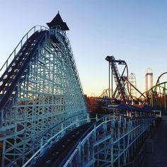 Roller Coaster Park, Best Roller Coasters, Cool Coasters, Best Amusement Parks, Amusement Park Rides, Abandoned Amusement Parks, Cedar Point, Carnival Rides, Park Resorts