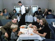 boeing 314 clipper dining room
