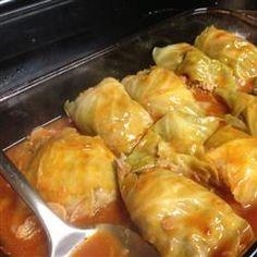 Stuffed Cabbage Rolls, photo by Paula T