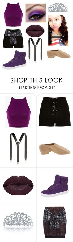 """""""Surprise dance outfit"""" by tooturntbelieber ❤ liked on Polyvore featuring River Island, Club Room, Bloch Kids, Winky Lux, Bling Jewelry and 3.1 Phillip Lim"""