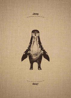animal optical illusion leo burnett 6