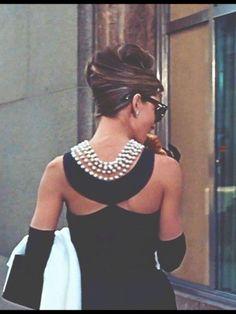 #Hepburn breakfast at Tiffanys