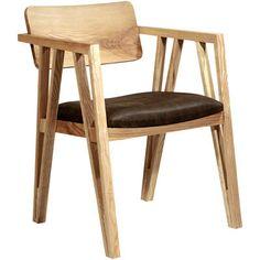 Meta Arm Chair by Triboa Bay Living