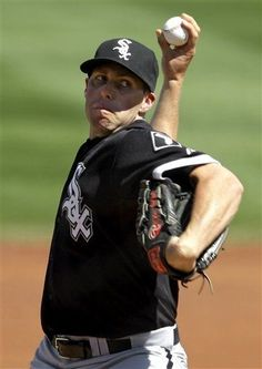 Chicago White Sox's Dylan Axelrod