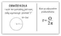 spódnica z koła - wzór Chart, Math Equations
