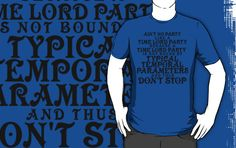 Time Lord Party by alirsonnn
