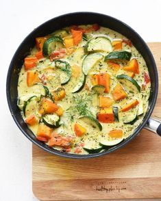 Duszone warzywa w przepysznym sosie Easy Cooking, Cooking Recipes, Vegetarian Recipes, Healthy Recipes, Good Food, Yummy Food, Food Photo, Food Inspiration, Food And Drink