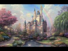 ▶ Beautiful Fairytale Music - Castle in the Clouds - YouTube