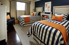 creative boys bedroom idea