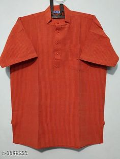 Kurtas Elegant Khadi Cotton Men's Kurta Fabric: Khadi Cotton Combo of: Single Sizes:  XXL (Length Size: 30 in) Country of Origin: India Sizes Available: S, M, L, XL, XXL, XXXL   Catalog Rating: ★4 (509)  Catalog Name: Stylish Men Kurtas CatalogID_1682595 C66-SC1200 Code: 932-9542223-894
