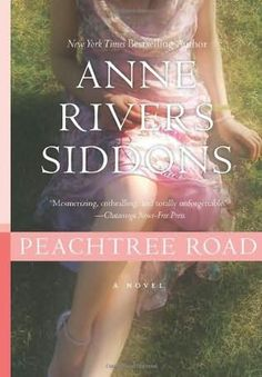 book cover of     Peachtree Road     by    Anne Rivers Siddons