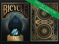 Bicycle® Titanic Playing Cards's video poster