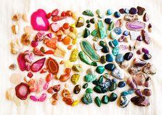 rainbow rock collection