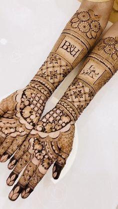 Wedding Henna Designs, Full Mehndi Designs, Indian Henna Designs, Floral Henna Designs, Mehndi Designs Feet, Legs Mehndi Design, Mehndi Designs For Girls, Dulhan Mehndi Designs, Mehndi Design Images