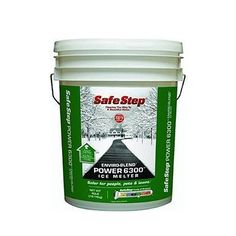 North American Salt 56840 Power 6300 Enviro-Blend Ice Melter, 40-Pound, 2015 Amazon Top Rated De-Icers & Salt Spreaders #Lawn&Patio