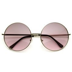 - Description - Measurements - Shipping - Unique boho indie oversize metal circle sunglasses are the largest metal circle frame we have yet to carry! Made with a metal based frame, metal hinges and po Round Lens Sunglasses, Oversized Round Sunglasses, Stylish Sunglasses, Sunglasses Women, Oversized Glasses, Sunglasses Sale, Round Metal Glasses, Circle Glasses, Fashion Eye Glasses
