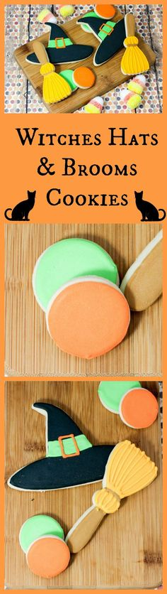 Looking for a fun Halloween cookie recipe  that you can make with your BFF? These Witches' Broom cookies are so adorable! http://www.mykidsguide.com/stir-the-cauldron-with-the-fun-witches-broom-halloween-cookies/
