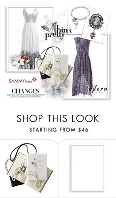 """22. Think Pretty"" by glosaryy ❤ liked on Polyvore featuring Chanel, Bomedo, Kate Spade, Summer and dress"