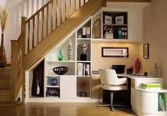15 Insanely Clever Ideas About Under the Stairs Storage and Organization - Top Inspirations