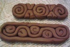 mayan coil pot inspiration