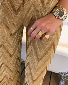 #Camillebrinch GOLD 🌟 #Smykker #Jewellery #Feminine #Rå Cute Jewelry, Jewelry Accessories, Fashion Accessories, Fashion Rings, Fashion Jewelry, Accesorios Casual, Rolex, Piercing, Signet Ring