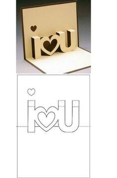 DIY pop up card ;)