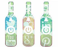 Digitális méregtelenítés // Slow Blog Hygge, Bottle, Blog, Decor, Decoration, Flask, Decorating, Deco, Embellishments