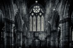 Glasgow Cathedral by David Buhler on 500px