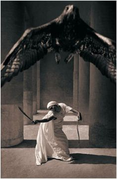 Ashes and Snow // Gregory Colbert, Nomadic Museum