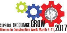 Women in Construction Week, March 5 - 11, 2017