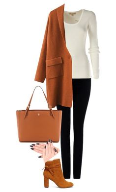 """""""..."""" by pnrcalis ❤ liked on Polyvore featuring Citizens of Humanity, Michael Kors, Sole Society and Tory Burch"""