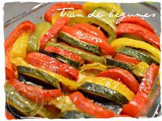 Tian de légumes #Omnicuiseur