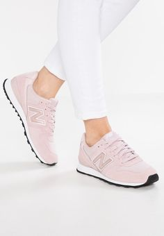new balance trainers 373vi pink gum
