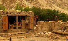 A shop at Himalayan valley