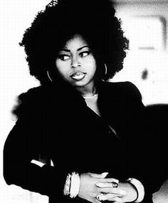 "Angie Stone... better known to me as ""Angie-B"" from the 80's group Sequence!"