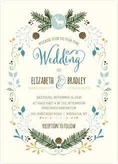 Elegant Wedding Invitations, Invitation Wording Examples, & Etiquette