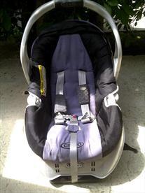 Baby Car Seat w/base (graco)  Price: $75.00