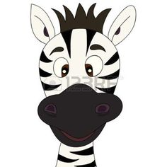 Zebra clip art images and royalty free illustrations available to search from thousands of EPS vector clipart and stock art producers. Cartoon Cartoon, Zebra Cartoon, Cartoon Drawings, Easy Drawings, Cartoon Images, Zebra Drawing, Zebra Painting, Animal Heads, My Animal