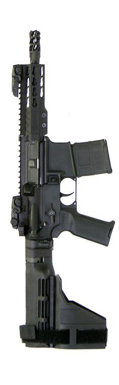 New Armalite M-15 pistol