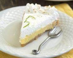 Tarte au citron meringuée : http://www.cuisineaz.com/recettes/tarte-au-citron-meringuee-simplissime-47150.aspx
