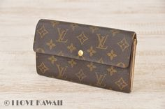 Louis Vuitton Monogram Pochette Porte Monnaie Cartes Credit M61725
