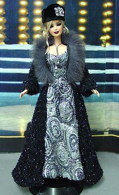 OOAK Barbie NiniMomo's Miss Kaliningrad 2011