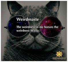Weirdmaste.