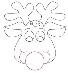 Rudolph the Red Nosed Reindeer Coloring Pages . 30 New Rudolph the Red Nosed Reindeer Coloring Pages . Santa Claus with Reindeer Coloring Pages – Huskypaper Christmas Ornament Template, Christmas Templates, Felt Christmas Ornaments, Christmas Patterns, Christmas Printables, Christmas Colors, Christmas Projects, Kids Christmas, Reindeer Face