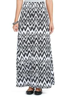 a001690559258 Cato Fashions Ikat Maxi Skirt - Plus  CatoFashions Catio