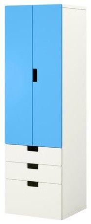 STUVA Storage combination w doors/drawers